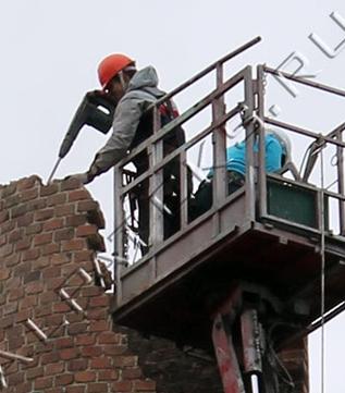 Требуются промышленные альпинисты высотники