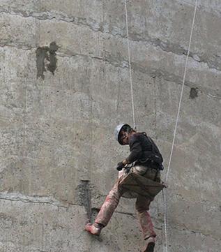 Услуги промышленных альпинистов в уфе